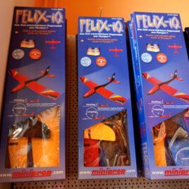 Felix-iQ, Styropor Flieger