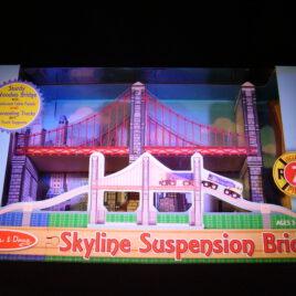 Skyline Suspension Bridge