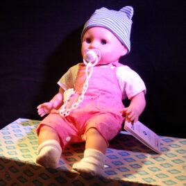 Schildkröt – Babypuppe