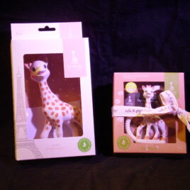 Babyspielzeug aus Naturkautschuk